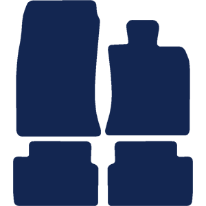 MINI Clubman 2007-2015 (R55) Car Mats