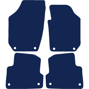 Skoda Fabia 2007-2014 Car Mats