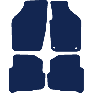 Volkswagen Polo 2002-2004 Car Mats