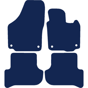 Skoda Yeti 2009-2017 Car Mats