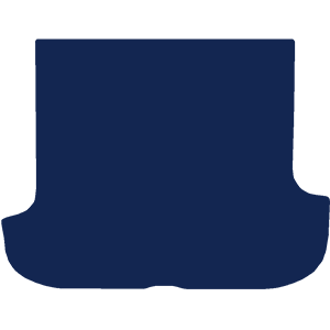 Hyundai Terracan 2003-2008 Boot Mat