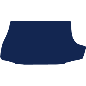 Mercedes CLK Convertible 2003-2009 Boot Mat