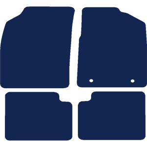 Ford Ka 2013+ Car Mats