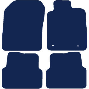 Chevrolet Aveo 2012-2015 Car Mats