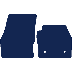 Ford Transit Connect Van 2014-2016 Van Mats