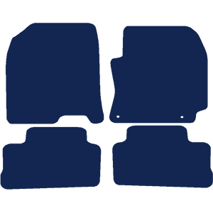 Hyundai Kona 2017+ Car Mats