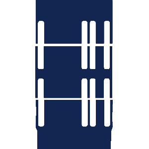 Citroen Spacetourer 2016+ Car Mats (rear 2+1)